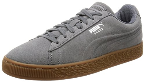 361098 Adulto Basse Puma Grigio Unisex Sneaker YxqgHB