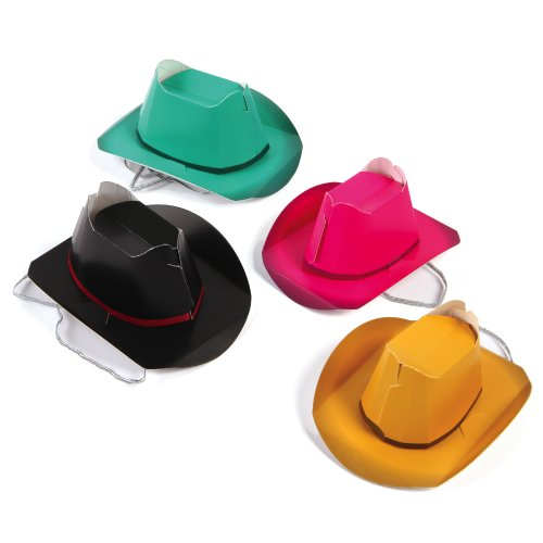 Awesome Cowboy Hats (By GAMAGO) (Mini Cowboy Hats)
