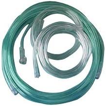 Star Lumen Oxygen Tubing with Connector & Lumen, 25 ft