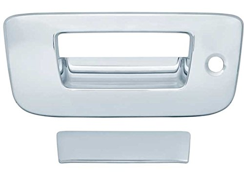 Chrome CCi TGH65502 Tailgate Handle Cover