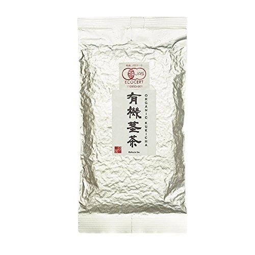 Ocha & Co. Premium Organic Japanese Kukicha Stems & Stalks Green Tea 100g 3.5oz. ()