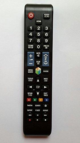 Universal Remote Control for AA59-00581A Fit for Samsung smart TV UN32EH4500 UN46ES6100F UN32EH5300 ALFG
