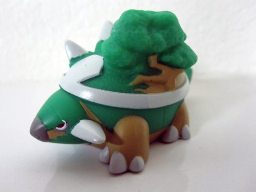 (Bandai Pokemon Finger Puppet Mini PVC Figure - Torterra)