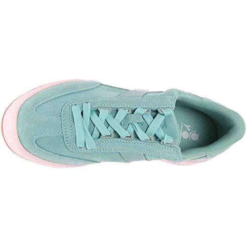 Diadora Herren B. Original Tennisschuh Blau