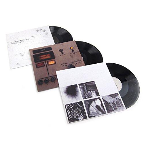 Price comparison product image Nine Inch Nails: 2016-2018 Trilogy Vinyl LP Album Pack