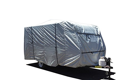 Carver Ultra Light Travel Trailer Cover Sizes from 12'-26' (24'-26)
