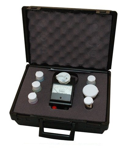 Myron L PSTK Soil Kit with Standard/Buffer Solutions, Alk...