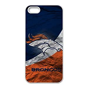 Broncos Fashion Comstom Plastic case cover For Iphone 5s