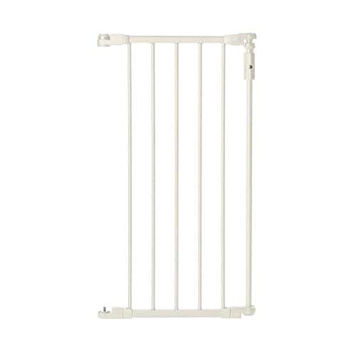 Toddleroo by North States 6 Bar Extension for Deluxe D cor Gate Adjust your gate to fit your space. Add up to six extensions. No tools required. Adds 15 width, Soft White