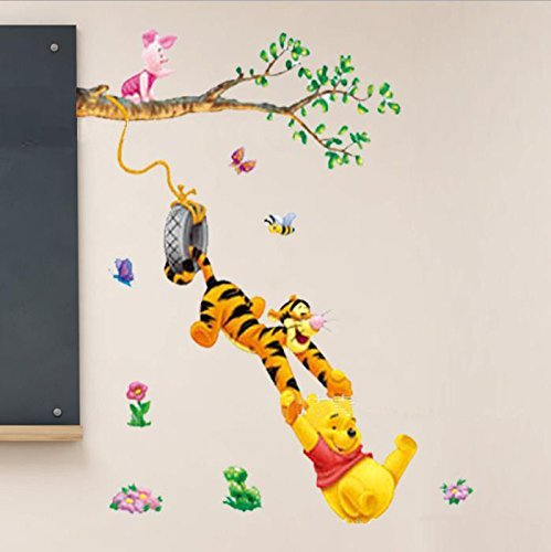 Winnie the Pooh Wall Sticker - 5