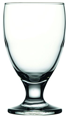 Footed Goblet - Stanton 10.5 Oz. Banquet Goblet Glass (Set of 12 Per Case)