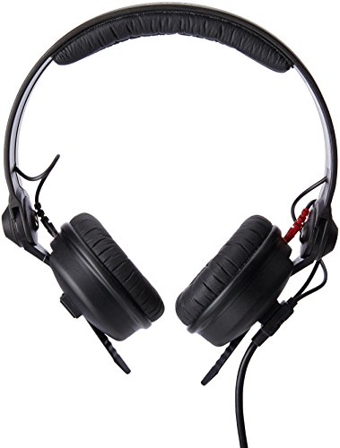 sennheiser hd 25 plus professional dj headphone with coiled straight cable ebay. Black Bedroom Furniture Sets. Home Design Ideas