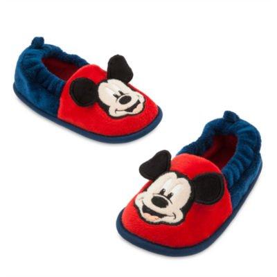 piuttosto bella nuova collezione Los Angeles Authentic Disney Store - Topolino scarpe caldi / pantofole ...