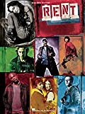 """Hal Leonard """"Rent - Movie Vocal Selections arranged for piano, vocal, and guitar (P/V/G)"""""""