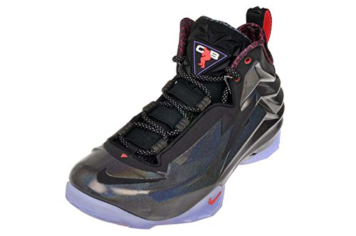 Nike Mens Chuck Posite, Haze Purple / Black Purple Haze / Black