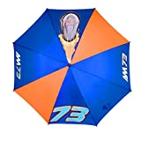 Alex Marquez 73 Moto GP Logo Umbrella Blue Official 2018