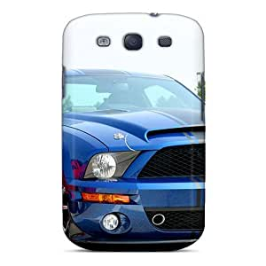 Galaxy S3 Cases Covers - Slim Fit Tpu Protector Shock Absorbent Cases BY icecream design