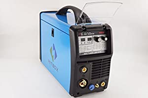 Hitbox multimig200 inverter welding machine 220V high standard arc mig tig SYN DC welder with spool/tig/mig torch by Shenzhen Unitweld Welding and Motor Co., Ltd.