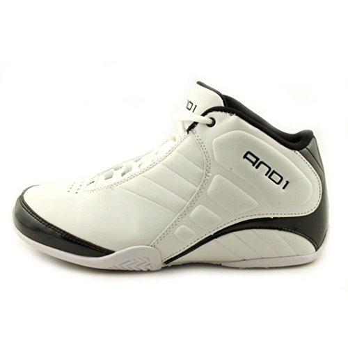 And Men S Rocket   Mid Basketball Shoe