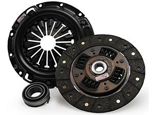 Mustang Clutch 07 Gt - Fidanza Performance 686061 V1 Series Clutch Kit Mustang GT 05-10 4.6L w/TKO 26-Spline