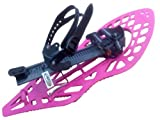 MORPHO MORPHOALP Light Snowshoe Pair, Pink/Grey, Medium