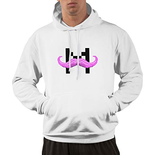 Wonalissy Men Markiplier Printing Hooded Sweatshirt, used for sale  Delivered anywhere in Canada