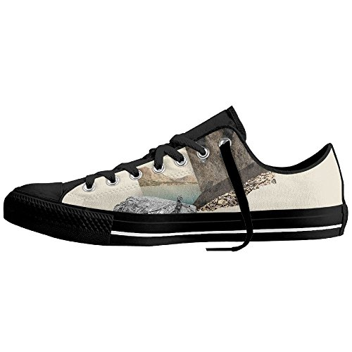 Exagon Low-Cut Canvas Shoes Unisex Sneaker-All Season Casual Trainers For Men And Women ColourName (Circus Animal Trainer Costumes)