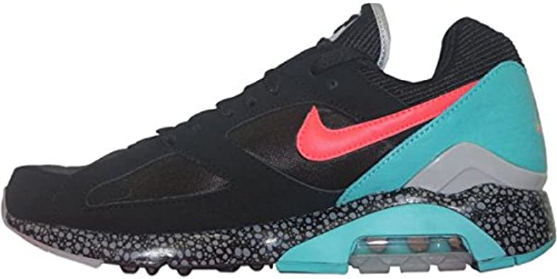 Nike Basket Homme Air Max 180 Noir Taille 44.5: Amazon