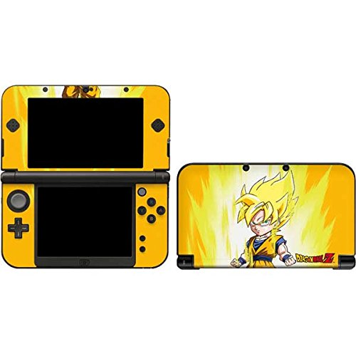 Dragon Ball Z 3DS XL 2015 Skin - Super Saiyan Vinyl Decal Skin For Your 3DS XL 2015