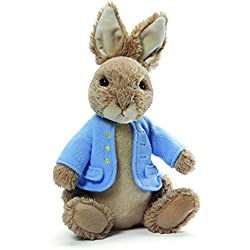 "GUND Classic Beatrix Potter Peter Rabbit Stuffed Animal Plush, 6.5"""
