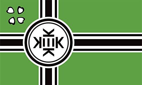 Republic of Kekistan flag | 3 x 5 ft / 90 x 150 cm | Long Lasting - Ray Tyrone