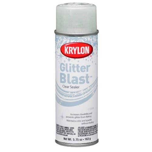 krylon spray paint glitter - 4