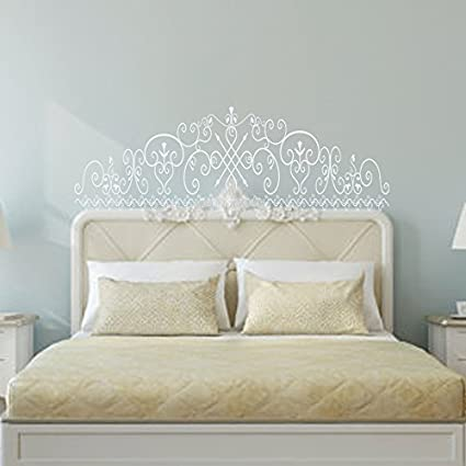 Remarkable Amazon Com Wall Decal Decor Bedroom Wall Decal Baroque Home Interior And Landscaping Staixmapetitesourisinfo