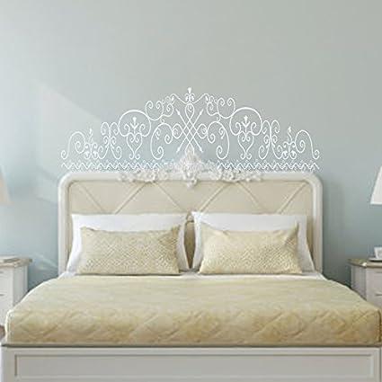 Brilliant Amazon Com Wall Decal Decor Bedroom Wall Decal Baroque Home Interior And Landscaping Eliaenasavecom