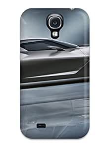 New Vehicles Car Tpu Case Cover, Anti-scratch John Charlotte Brown Phone Case For Galaxy S4