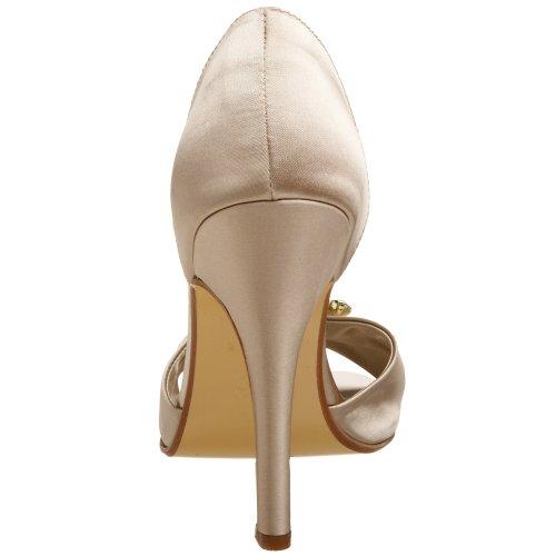 Johnathan Kayne Womens Tiara DOrsay Pump Champagne Bn6SD