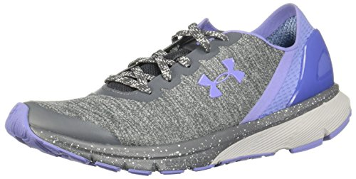 Zapatos para correr para Mujer UA Charged Escape - Under Armour, 3020005-103, gris, 27 MEX