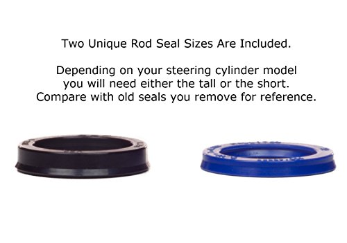 Kit King USA HS5157, HS5167 Front Mount Steering Cyl Seal
