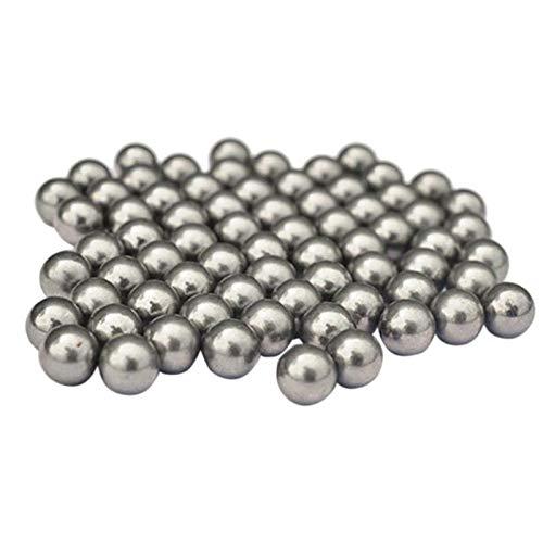 (Car accessories - 50pcs/lot 8mm Carbon Steel Balls Pinball For Pocket Catapult Slingshot Outdoor Hunting ammo Balls Bike Bearing)