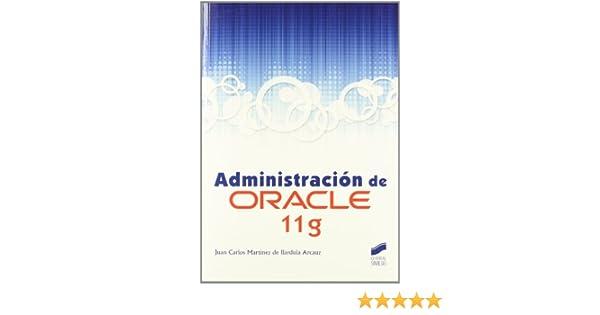 Administración de Oracle 11G