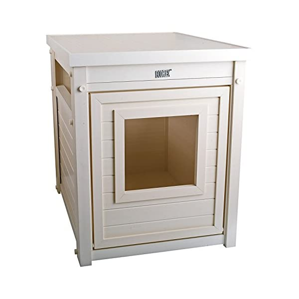 ecoFlex Litter Loo, Litter Box Cover/End Table 3
