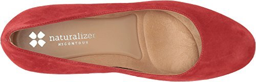 70c1e8a4f3aa Galleon - Naturalizer Women s Michelle Kettle Red Leather 10 AA US