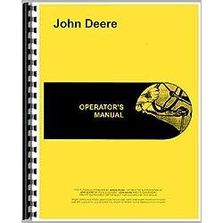 New John Deere 2010 Tractor Operators Manual