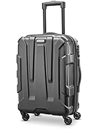 Centric Hardside 20 Carry-On Luggage, Black