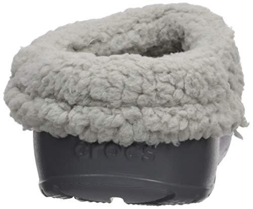 Crocs Unisex-Erwachsene Classic Blitzen Iii Clogs, Grau (Charcoal/Light Grey 01w), 36/37 EU 3