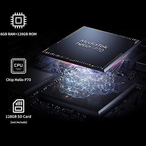 Telephone Portable Incassable, Blackview® BV6300 Pro Smartphone Débloqué 4G (Quad Caméra 16MP, Android 10, Helio P70… 4