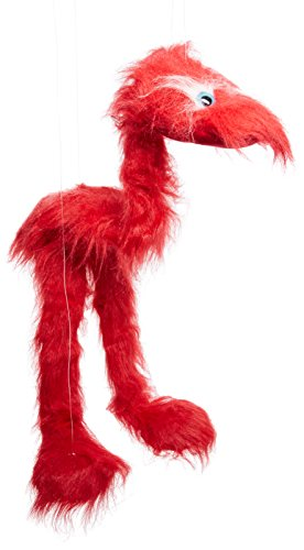 """Used, Sunny toys 38"""" Red Jingle Bird Marionette for sale  Delivered anywhere in USA"""