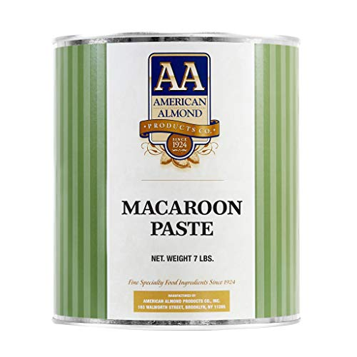 American Almond Almond Paste - Case of Six 7 lb Cans by Generic (Image #2)