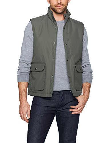 Vest Giacca Run Lined Piumino Woolrich Cord Da Flannel Bungee Uomo Trout A txwptYq0f