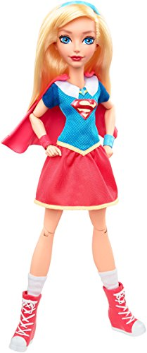 DC Super Hero Girls Supergirl 12″ Action Doll